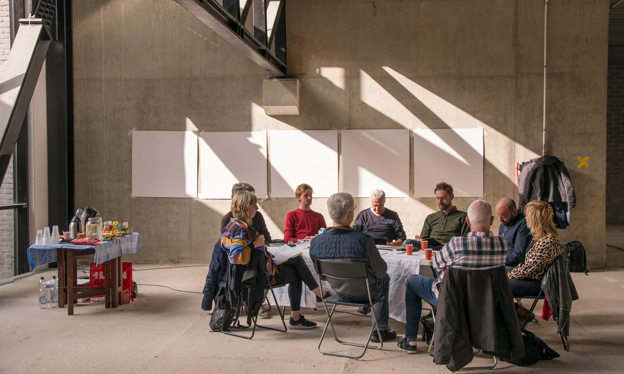 overleg Migratiemuseum Heerlen